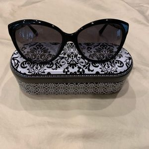 Black Brighton Sunglasses